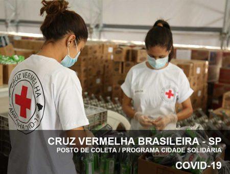 Campanha Cidade Solidária – Covid-19
